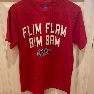 Ole miss Tshirt size medium